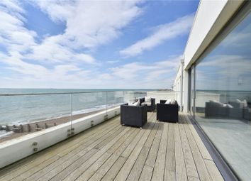 Thumbnail 4 bedroom terraced house for sale in Western Esplanade, Portslade, Brighton, East Sussex