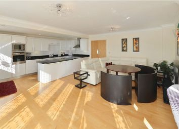Thumbnail 2 bed flat to rent in Langbourne Place, Isle Of Dogs