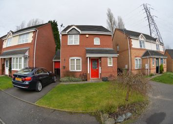 Thumbnail 3 bed detached house to rent in Upton Drive, Attleborough, Nuneaton