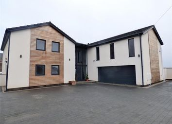 Thumbnail 5 bedroom detached house for sale in Lesar, Ellerbeck Lane, Workington, Cumbria