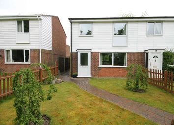 Thumbnail 3 bed semi-detached house for sale in Pippen Walk, Hardwick
