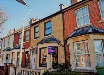Thumbnail 3 bedroom terraced house for sale in Alstone Avenue, Cheltenham