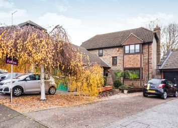 Thumbnail 4 bed detached house for sale in Low Meadow, Rochester