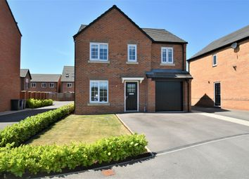 Thumbnail 4 bedroom detached house for sale in Buzzard Avenue, Mexborough