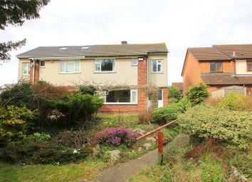 Thumbnail 3 bed semi-detached house for sale in Bishopsworth Road, Bishopsworth, Bristol