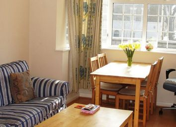 Thumbnail 2 bed flat to rent in Garden Row, London