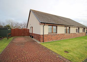 Thumbnail 2 bed semi-detached bungalow for sale in Mill Way, Brora