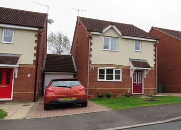 Thumbnail 3 bed link-detached house for sale in Bentham Avenue, Worcester