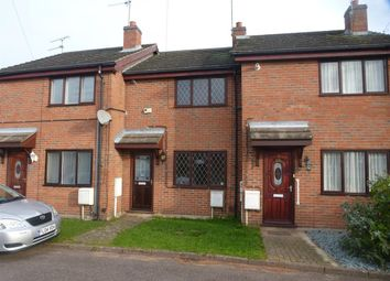 Thumbnail 2 bed terraced house to rent in Holly Rise, New Ollerton, Newark