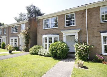 4 bed end terrace house for sale in Cranwell Close, Bransgore, Christchurch, Dorset BH23