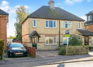 Thumbnail 2 bedroom semi-detached house for sale in Green Park, Cambridge