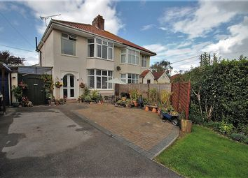 Thumbnail 3 bed semi-detached house for sale in New Bristol Road, Weston-Super-Mare