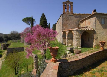 Thumbnail 12 bedroom farmhouse for sale in Ancient Estate With Medieval Hamlet, Florence, Tuscany, Italy