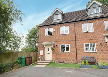 Thumbnail 3 bed semi-detached house for sale in Olga Court, Nottingham