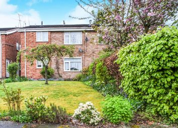 Thumbnail 2 bedroom flat for sale in Vicarage Close, Great Barr, Birmingham