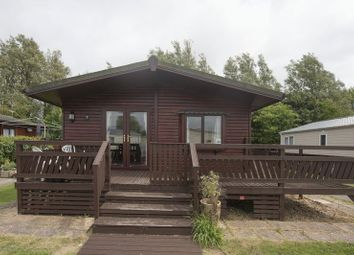 Thumbnail 3 bed mobile/park home for sale in Goodwood, Lakeside Holiday Lodge, Chichester