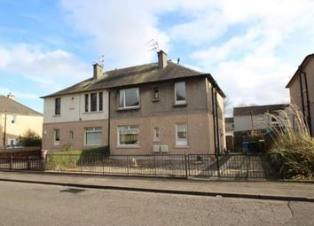 Thumbnail 2 bed flat for sale in Bruce Street, Falkirk
