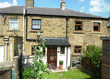 Thumbnail 2 bed terraced house to rent in Commercial Road, Skelmanthorpe, Huddersfield, West Yorkshire