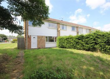 Thumbnail 3 bedroom end terrace house for sale in Conrad Close, Liden, Wiltshire