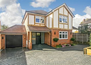 Thumbnail 4 bed detached house for sale in The Close, Purley, Surrey