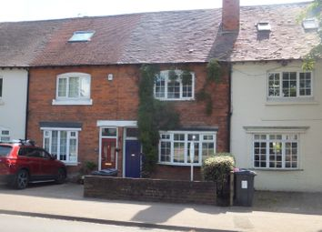 Thumbnail 2 bed terraced house for sale in Mere Green Road, Four Oaks, Sutton Coldfield