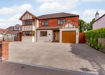 6 bed detached house for sale in Gatesden Road, Fetcham, Leatherhead KT22