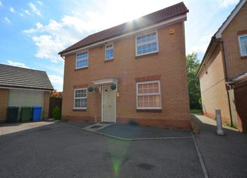 Thumbnail 3 bedroom detached house for sale in Dorley Dale, Carlton Colville, Lowestoft