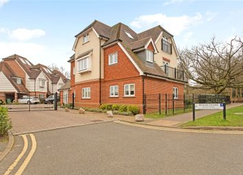 Thumbnail 2 bed flat for sale in Cleves House, Rouse Close, Weybridge, Surrey