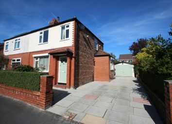 Thumbnail 3 bed semi-detached house for sale in Dargle Road, Sale