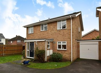 Thumbnail 4 bed detached house to rent in Fortrose Close, College Town, Sandhurst
