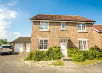 Thumbnail 4 bed detached house for sale in Slaters Drive, Haverhill