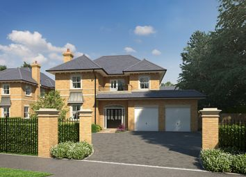 Thumbnail 5 bed detached house for sale in Plot 1, Staverton Place, Oldfield Road, Bickley