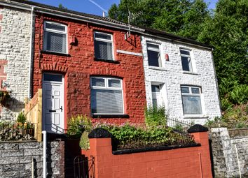 Thumbnail 2 bed terraced house to rent in Brynheulog Terrace, Ferndale