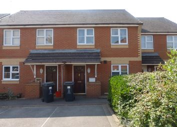 Thumbnail 2 bed terraced house for sale in Letterage Road, Peatmoor, Swindon