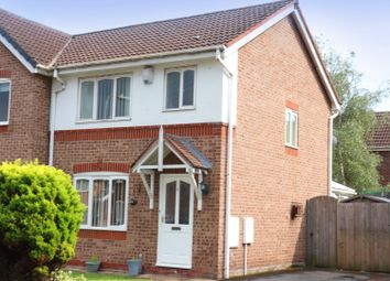 Thumbnail 3 bed semi-detached house for sale in Brambling Park, Halewood, Liverpool