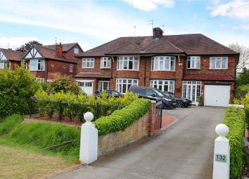 Thumbnail 5 bed semi-detached house for sale in Beverley Road, Kirk Ella, Hull, East Yorkshire