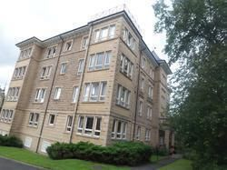 Thumbnail 2 bed flat to rent in Cleveden Road, Kelvinside, Glasgow