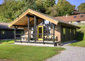 Thumbnail 2 bedroom lodge for sale in Loch Tay Highland Lodges, By Killin