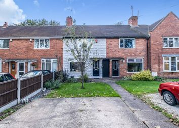 Thumbnail 2 bed terraced house for sale in Curbar Road, Great Barr, Birmingham