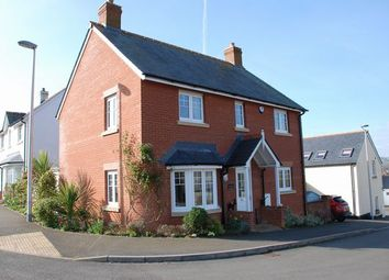 Thumbnail 4 bed detached house for sale in Carslake Close, Sidmouth