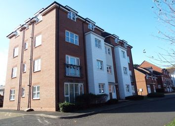Thumbnail 2 bed flat to rent in Shottery Close, Redditch