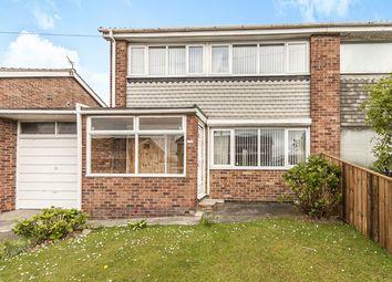 Thumbnail 3 bedroom semi-detached house for sale in Sevenoaks Drive, Hasting Hill, Sunderland