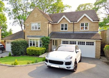 Thumbnail 5 bed detached house to rent in Hollin Head, Baildon, Shipley
