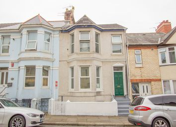 Thumbnail 4 bedroom terraced house for sale in South View Terrace, St Judes, Plymouth