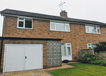 Thumbnail 3 bed semi-detached house to rent in Upton Park, Chester
