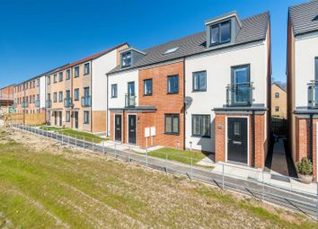Thumbnail 3 bed town house for sale in Willowbay Drive, Newcastle Upon Tyne