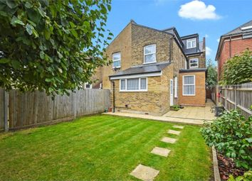Thumbnail 3 bed flat to rent in Hanover Road, Willesden, London