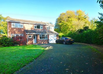Thumbnail 5 bed detached house for sale in Portola Close, Grappenhall