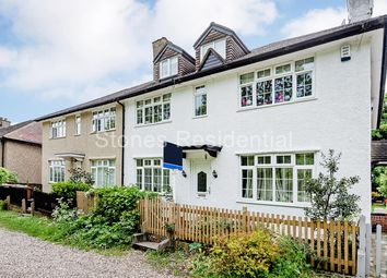 Thumbnail 2 bed maisonette for sale in Little Common, Stanmore