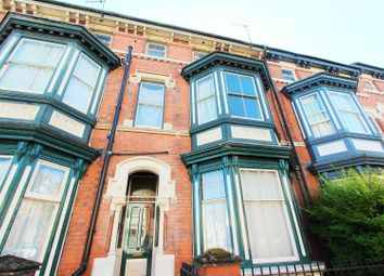 Thumbnail 1 bed flat to rent in St. James Road, Leicester